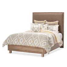 See Details - Cal King Panel Bed Autumn Bronze (3 Pc)