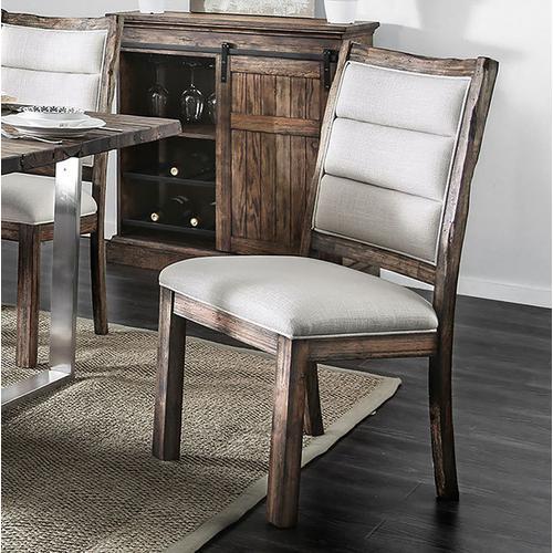 Mandy Side Chair (2/Ctn)