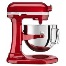 See Details - Pro Line® Series 7 Quart Bowl-Lift Stand Mixer - Candy Apple Red