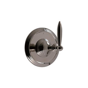 3-way Wall Mount Diverter in Standard Pewter