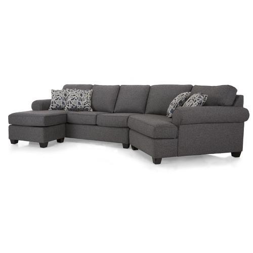 2576 RHF Sofa