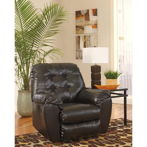 Alliston Rocker Recliner Chocolate