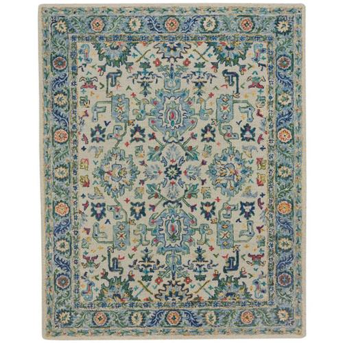 "Avanti-Avondale Ivory Multi - Rectangle - 3'6"" x 5'6"""