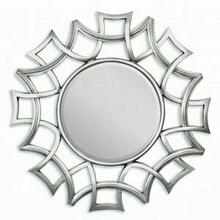 ACME Esme Accent Mirror (Wall) - 97055 - Silver