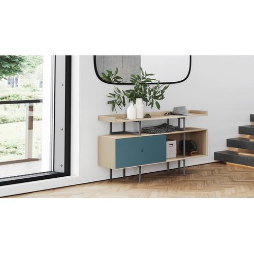 BDI Furniture - Margo 5211 Console in Drift Oak Marine