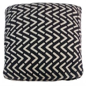 Oromo Patterned Cushion- Large