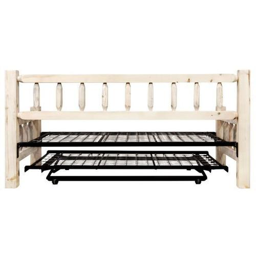 Montana Woodworks - Homestead Collection Day Bed with Trundle