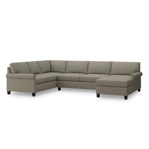 Dove Spencer U-Shaped Sectional