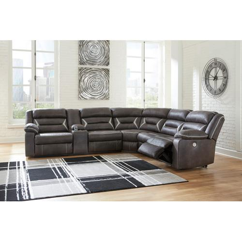 Kincord 2-piece Power Reclining Sectional