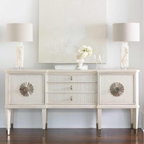 Allure Sideboard in Manor White (399)