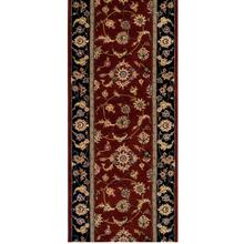 View Product - Nourison 2000 2002 Burgundy Runner Broadloom Carpet