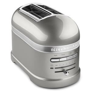 KitchenAidPro Line® Series 2-Slice Automatic Toaster Sugar Pearl Silver