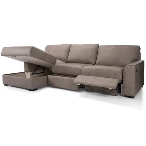 M3786P-06 RHF Loveseat Power