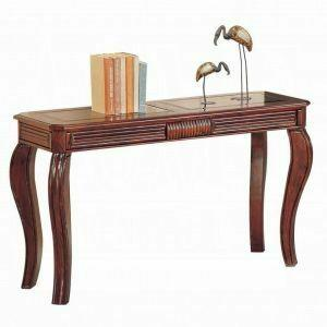 ACME Overture Sofa Table - 06153 - Cherry