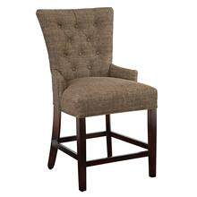7500 Sonya Counter Stool with Nailheads