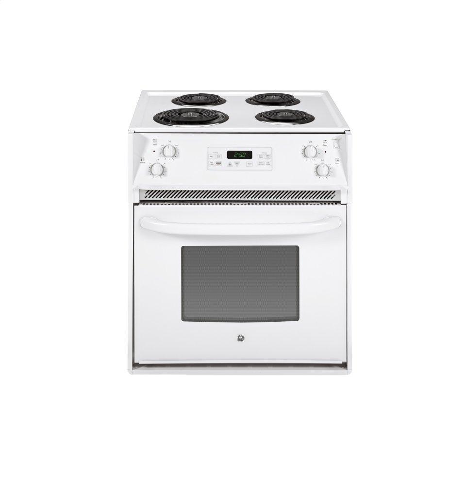 "GE27"" Drop-In Electric Range"