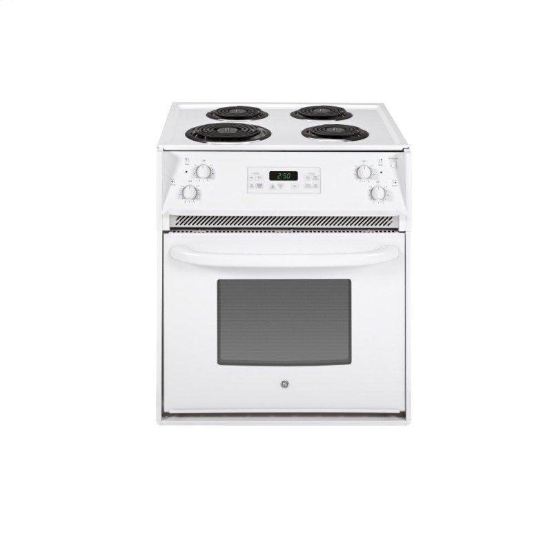 "27"" Drop-In Electric Range"