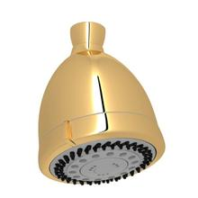English Gold Perrin & Rowe Six-Function Showerhead