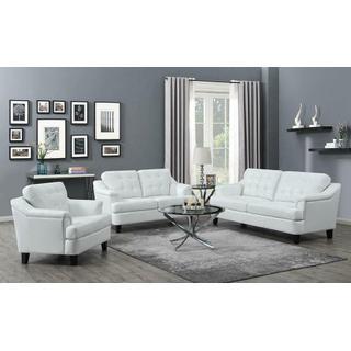 Beden White Sofa