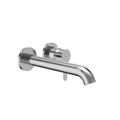 LB Wall-Mount Faucet - Long - 1.2 GPM - Polished Chrome Finish