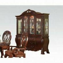 ACME Quinlan Hutch & Buffet - 60270-KIT - Cherry