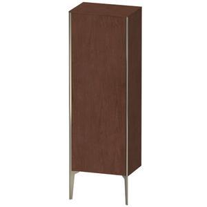 Semi-tall Cabinet Floorstanding, American Walnut (real Wood Veneer)