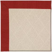 "Creative Concepts-White Wicker Canvas Cherry - Rectangle - 24"" x 36"""