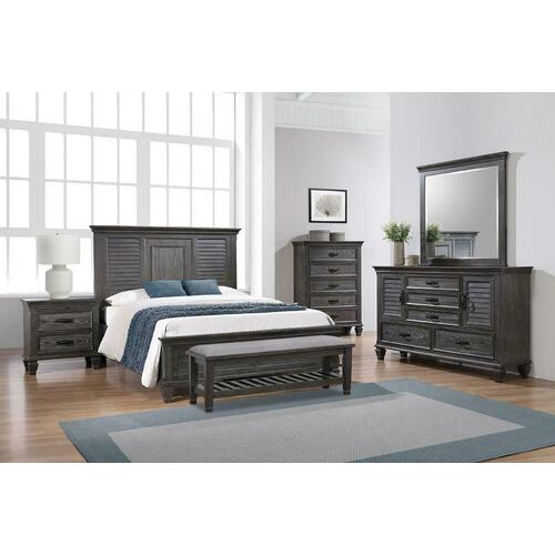 Queen Bed 5 PC Set