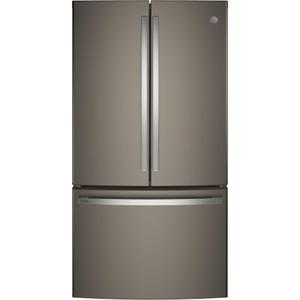 GE Profile™ Series ENERGY STAR® 23.1 Cu. Ft. Counter-Depth French-Door Refrigerator Product Image