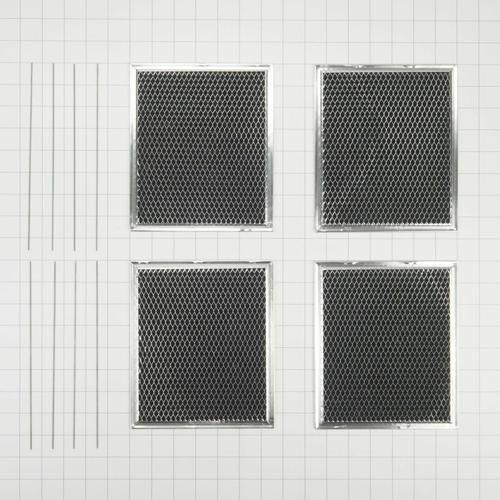 KitchenAid - Range Hood Charcoal Filter - Other