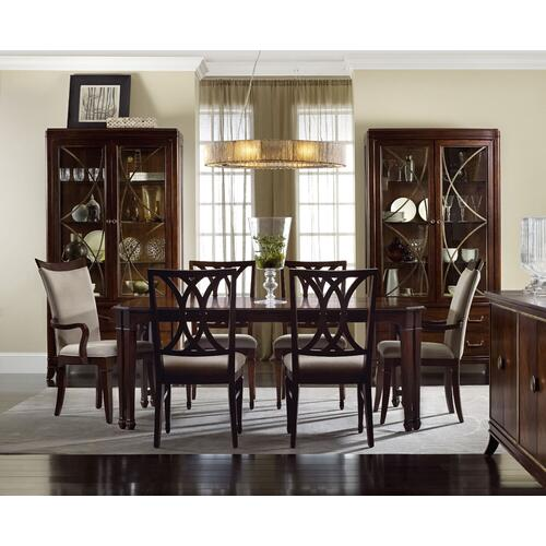 Hooker Furniture - Palisade Splat Back Side Chair - 2 per carton/price ea