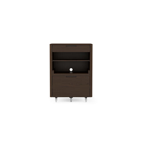 6817 Mobile File Cabinet in Toasted Walnut