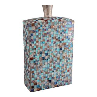 Azul Mosaic Vase Tall