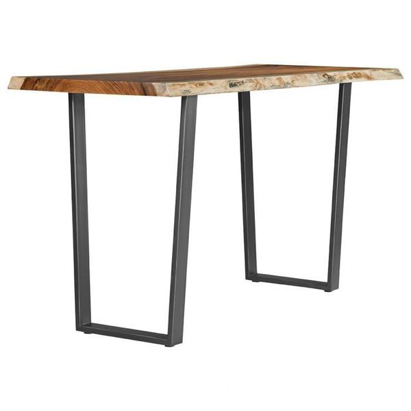 See Details - Metal Trapezoid Pub Height Base