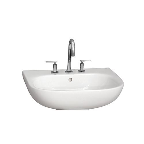 Tonique 550 Wall-Hung Basin - Single-Hole