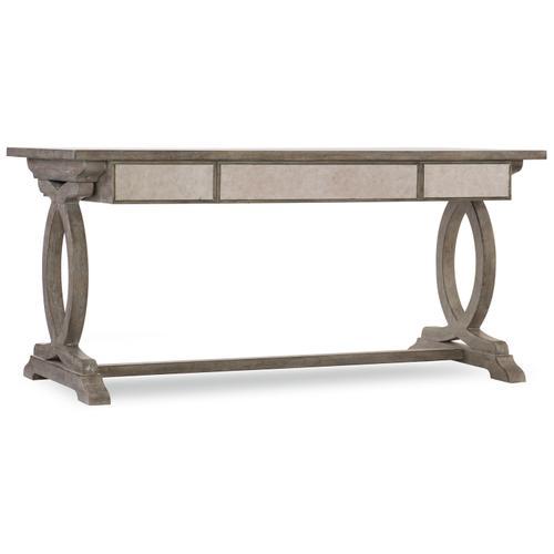 Hooker Furniture - Rustic Glam Trestle Desk