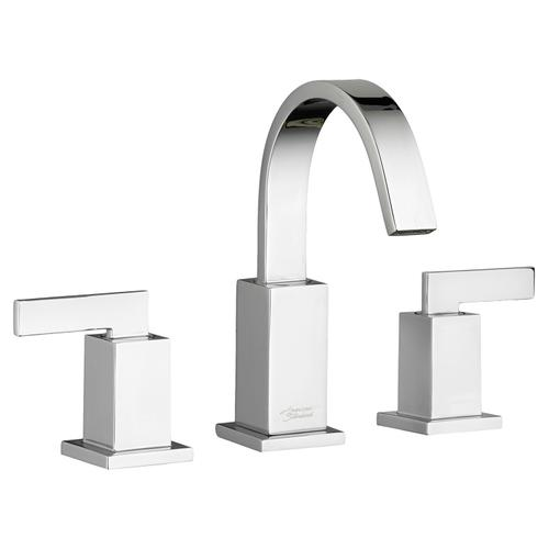 American Standard - Times Square Arched Widespread Faucet - Polished Chrome