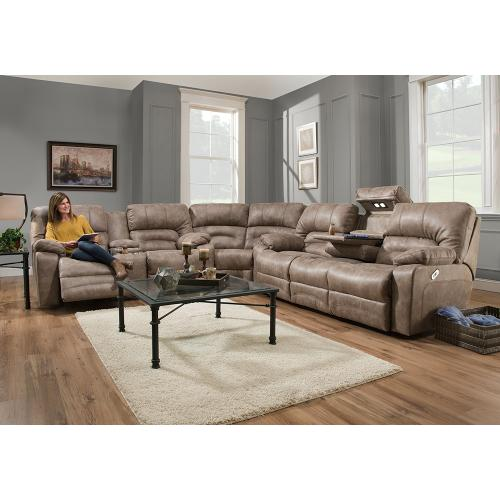 500 Legacy Sectional