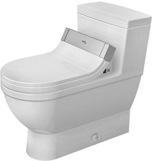 Starck 3 One-piece Toilet For Sensowash® Product Image