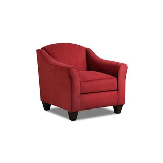 1020 - Popstitch Scarlet Accent Chair