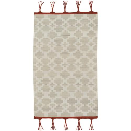 Valla Oyster Flat Woven Rugs