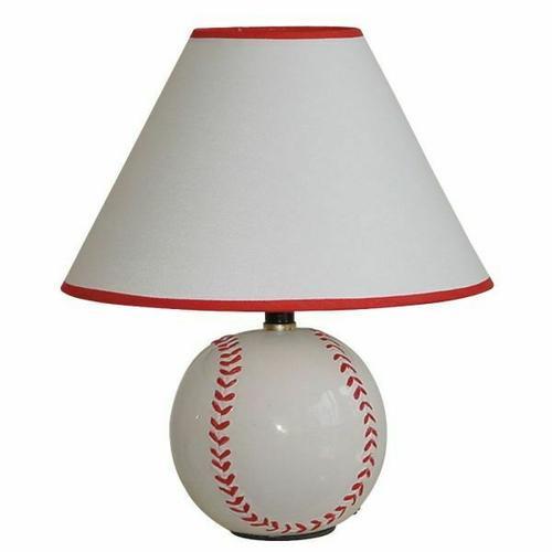 ACME All Star Lamps Table Lamp (Set-8) - 03871 - Baseball
