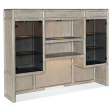 Home Office Burnham Credenza Hutch