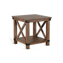 Doe Vallley End Table