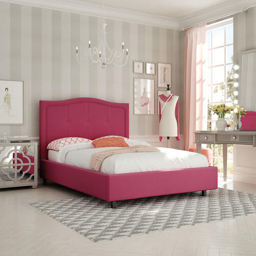 Amisco - Crocus Upholstered Bed - Full
