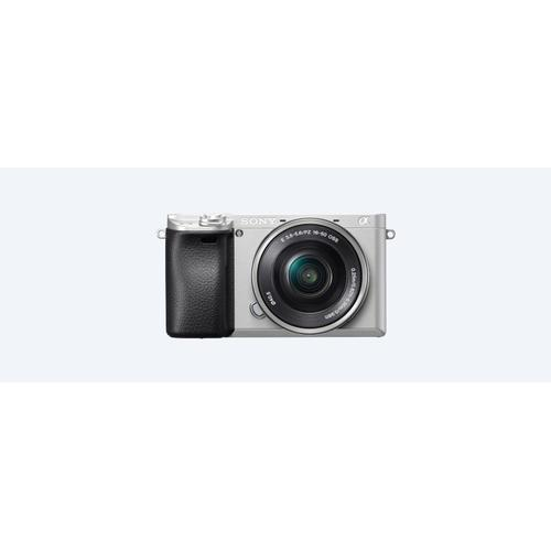 6300 E-mount camera with APS-C Sensor