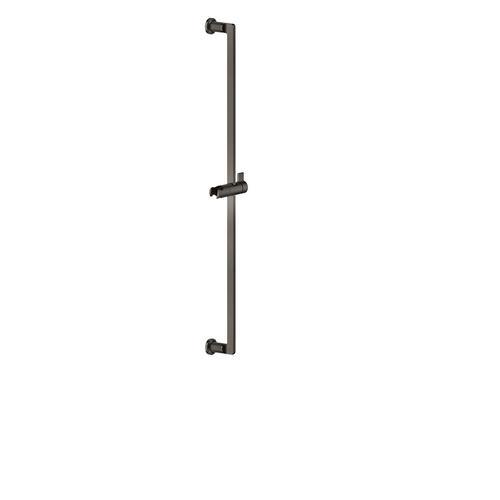 Handshower sliding rail only Adjustable bar Adjustable hook Requires handshower 14372, flex hose 01637 and wall elbow 58169