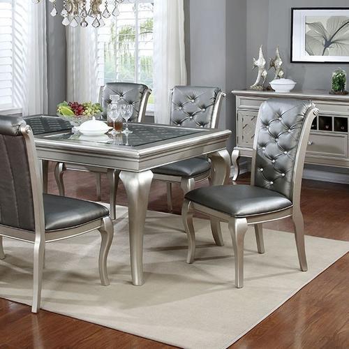 """Amina 66"""" Dining Table"""
