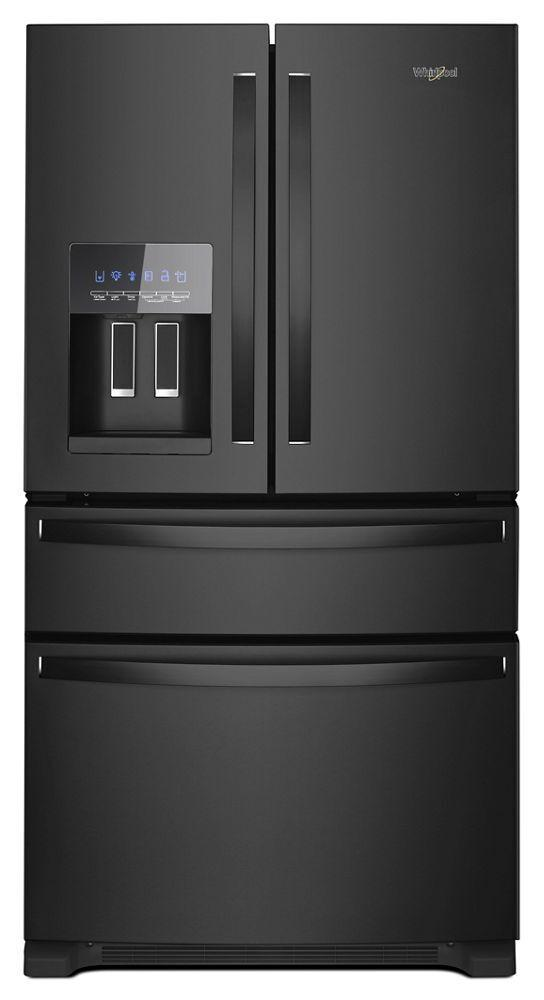 Whirlpool36-Inch Wide French Door Refrigerator - 25 Cu. Ft.