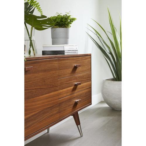 Sienna Sideboard Walnut Small